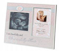Lillian Rose Pink Ultrasound Picture Frame